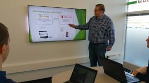 Office 365 käyttäjäkoulutus