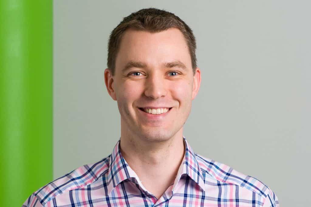 Juha Alkula Vetonaulan IT-asiantuntija