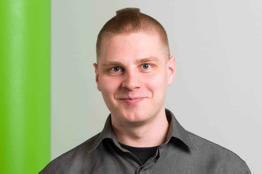 Juha Penttinen Vetonaulan Service desk palvelun vahvistukseksi